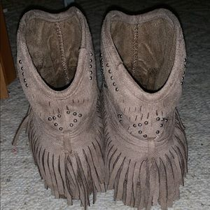 Not Rated Shoes - Not rated booties